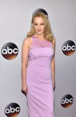 WENDI MCLENDON-COVEY at 2016 ABC Upfront in New York 05/17/2016
