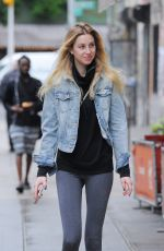 WHITNEY PORT Out and About in New York 05/24/2016
