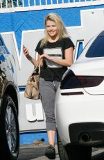 WITNEY CARSON at DWTS Rehersal in Hollywood 05/12/2016