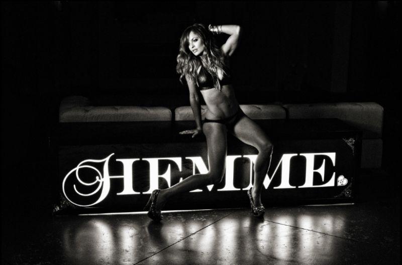 WWE - Christy Hemme