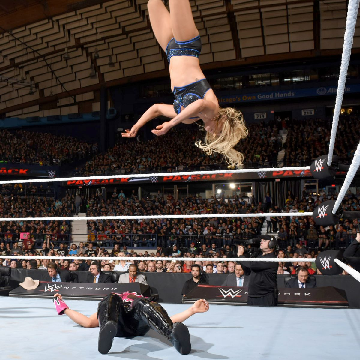 WWE - PayBack Digitals 2016