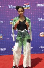 YARA SHAHIDI at 2016 Radio Disney Music Awards in Los Angeles 04/30/2016