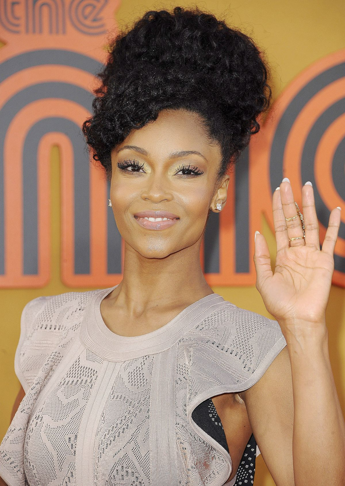 YAYA DACOSTA at 'The Nice Guys' Premiere in Hollywood 05/10/2016 ...