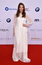 YVONNE CATTERFELD at Lola German Film Awards in Berlin 05/27/2016