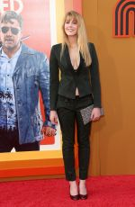 YVONNE ZIMA at 'The Nice Guys' Premiere in Hollywood 05/10/2016 — Draft