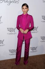ZENDAYA COLEMAN at Humane Society of the United States to the Rescue Gala in Hollywood 05/07/2016