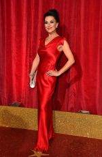 ZOE LUCKER at British Soap Awards 2016 in London 05/28/2016