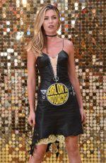 ABIGAIL ABBEY CLANCY at Absolutely Fabulous Premiere in London 06/29/2016