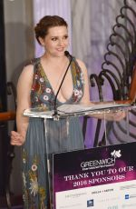 ABIGAIL BRESLIN at Changemaker Cocktail Reception in Greenwich 06/10 ...