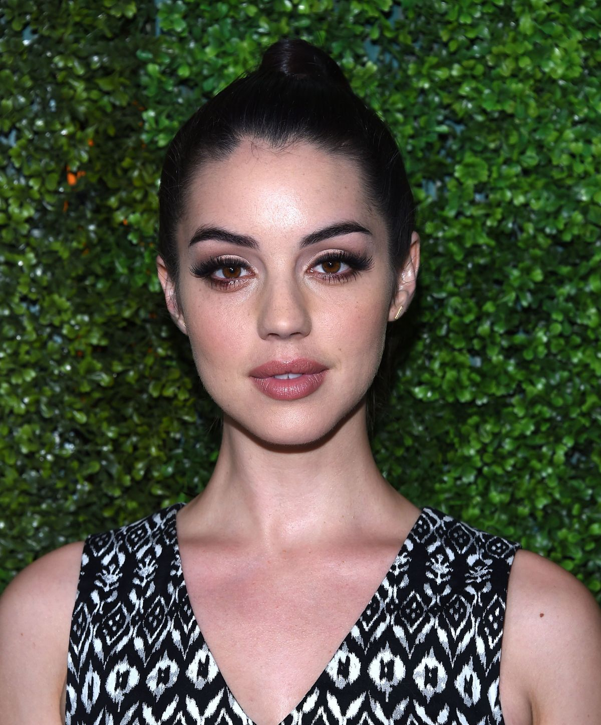ADELAIDE KANE at 4th Annual CBS Television Studios Summer Soiree in West Hollywood 06/02/2016