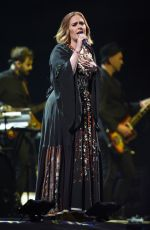 ADELE Performs at Glastonbury Festival at Worthy Farm in Glastonbury 06/25/2016