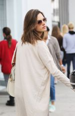 ALESSANDRA AMBROSIO Out and About in Los Angeles 06/11/2016