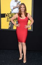 ALEX MENESES at 'Central Intelligence' Premiere in Westwood 06/10/2016