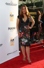 ALEX MENESES at Lowriders Premiere at 2016 LA Film Festival 06/01/2016