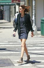 ALEXANCHUNG Out and About in New York 06/10/2016
