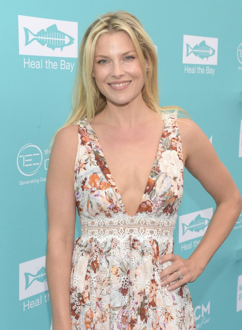 ALI LARTER at Heal the Bay