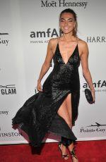 ALINA BAIKOVA at 7th Annual Amfar Inspiration Gala in New York 06/09/2016