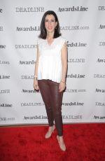 ALINE BROSH MCKENNA at Deadline Emmy Party in Los Angeles 06/08/2016