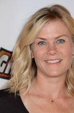 ALISON SWEENEY at Ghost Rider Rides Again Event at Knotts Berry Farm in Buena Park 06/04/2016