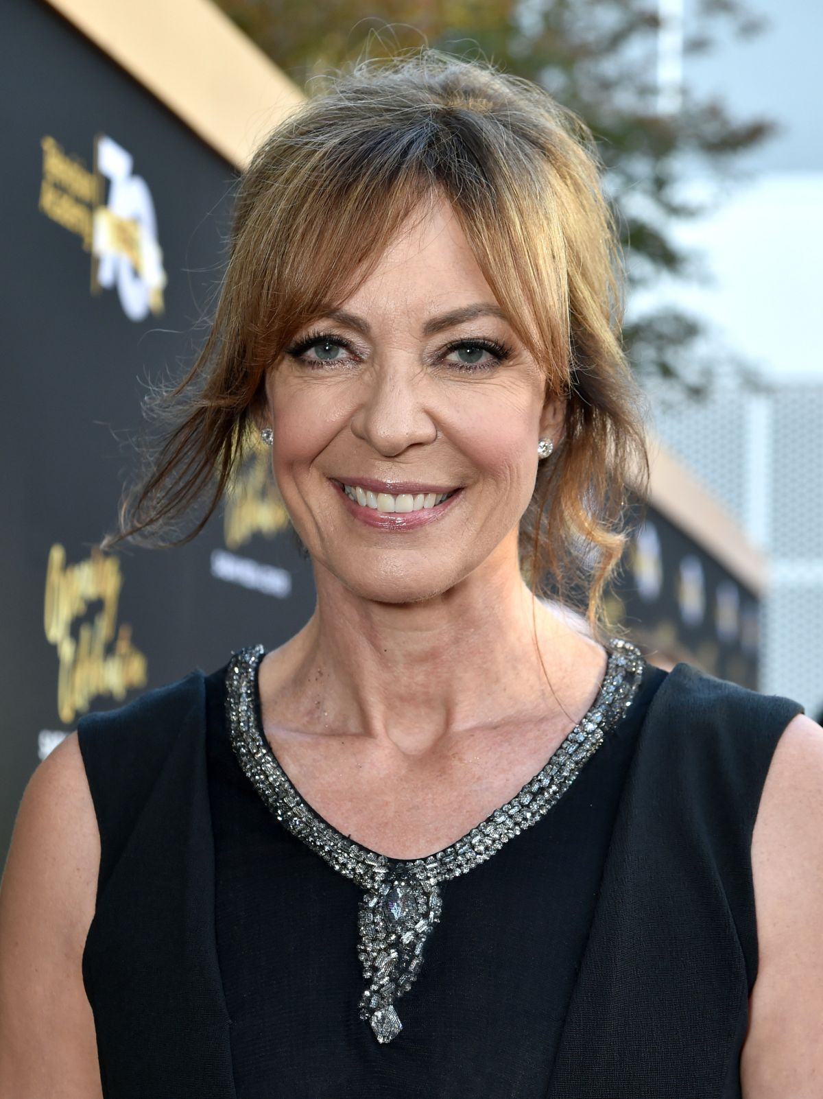 allison janney at television academy 70th anniversary