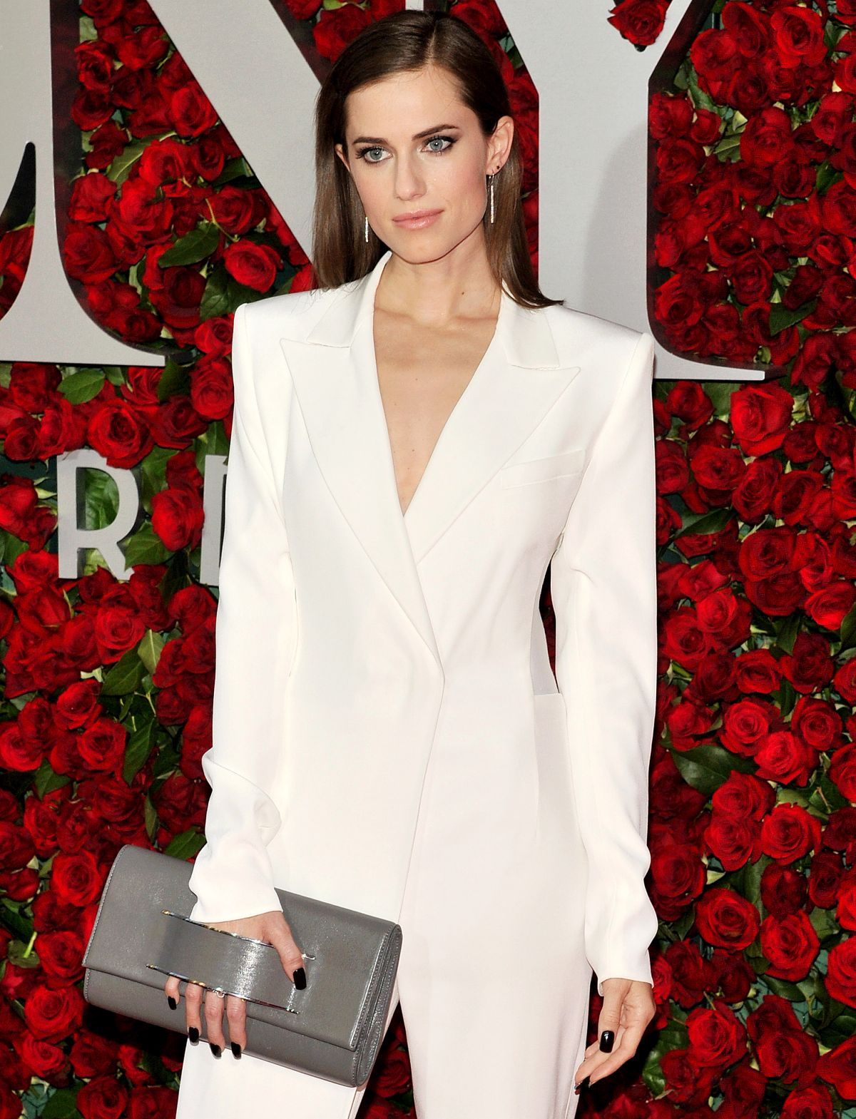 ALLISON WILLIAMS at 70th Annual Tony Awards in New York 06/12/2016
