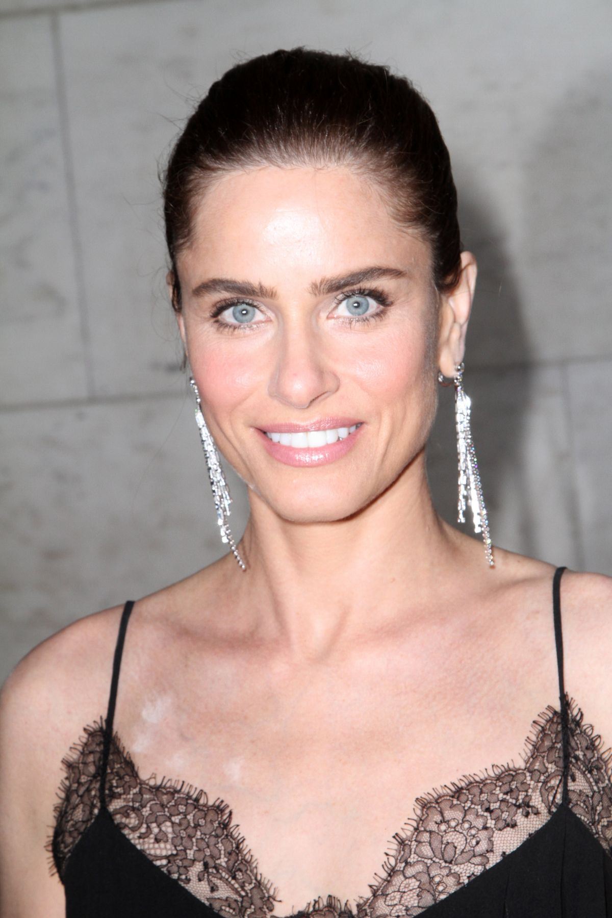 AMANDA PEET at Chanel Fine Jewelry Dinner in New York 06/02/2016