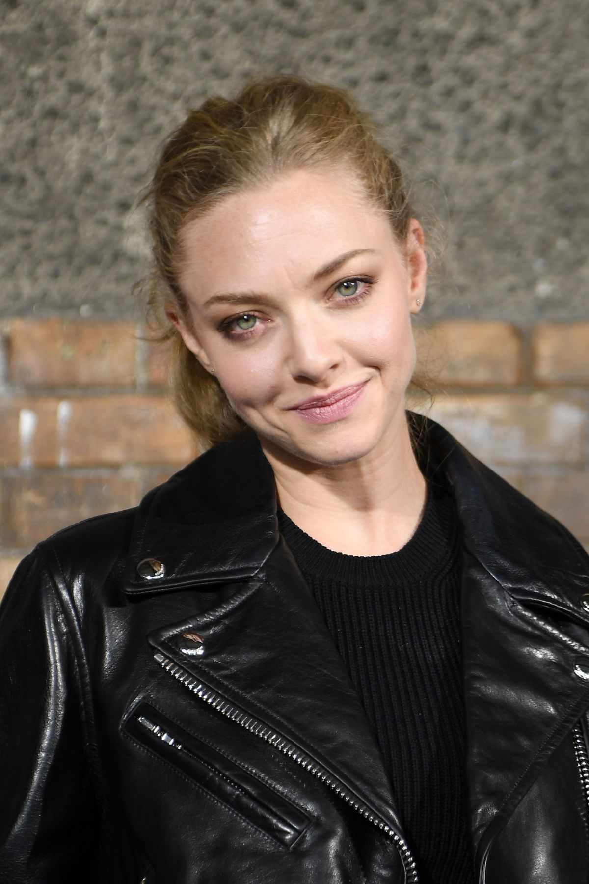 AMANDA SEYFRIED at Gvenchy Menswear Spring/Summer 2017 Fashion Show in ...