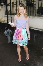 AMBER ATHERTON at Matthew Williamson Summer Party at Clifton Nurseries in London 06/16/2016