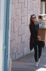 AMBER HEARD Out and About in Los Angeles 06/05/2016