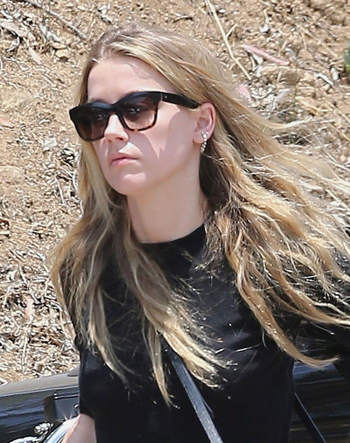 AMBER HEARD Out and About in Los Angeles 06/24/2016