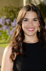 AMERICA FERRERA at Stand for Kids Annual Gala in Los Angeles 06/18/2016