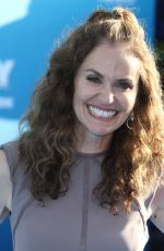 "AMY BRENNEMAN at ""Finding Dory' Premiere in Los Angeles 06/08/2016"
