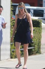 AMY SMART Out and About in Los Angeles 06/20/2016