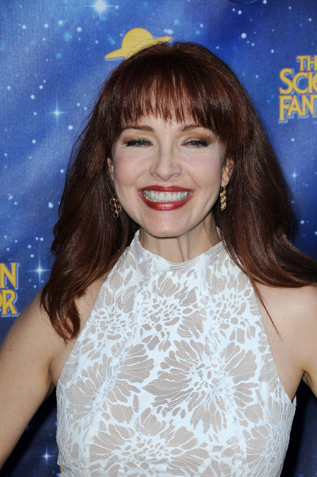 AMY YASBECK at 2016 Saturn Awards in Burbank 06/22/2016