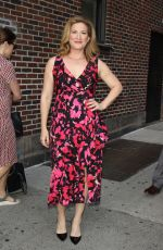 ANA GASTEYER at Late Show with Stephen Colbert in New York 06/15/2016