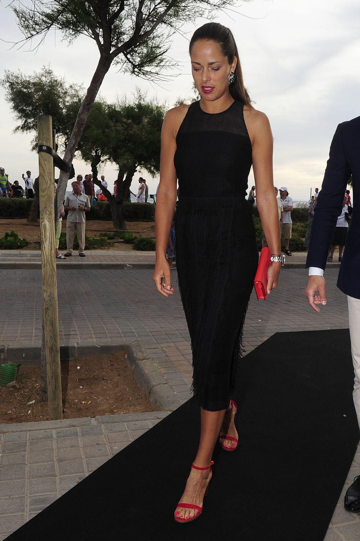 Ana Ivanovic Feet ana-ivanovic-at-mallorca-open-tennis-opening-party-in-palma