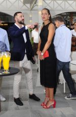 ANA IVANOVIC at Mallorca Open Tennis Opening Party in Palma De Mallorca 06/12/2016
