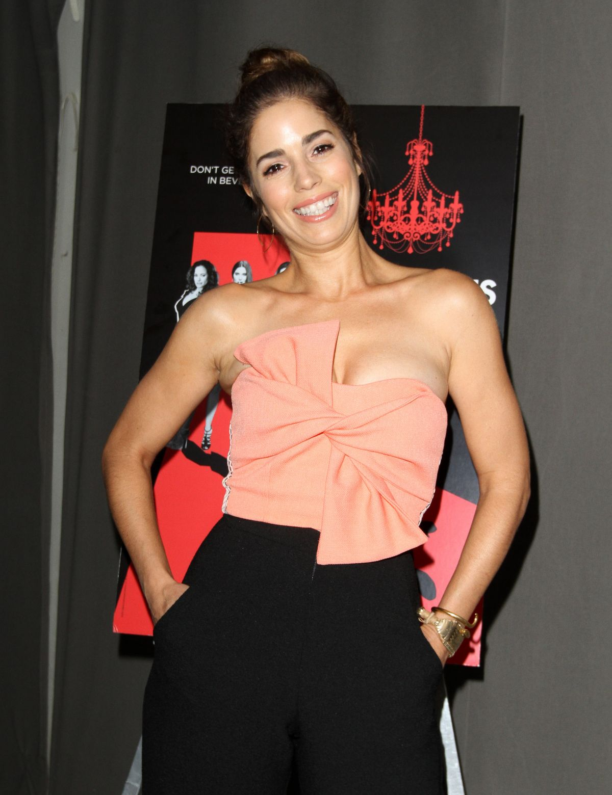 ANA ORTIZ at Devious Maids Season 4 Premiere in Los Angeles 06/02/2016