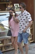ANAY POPOVSKY Out in Palma De Mallorca 06/15/2015