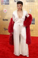 ANDRA DAY t Spike TV's Guys Choice 2016 Awards in Culver City 06/04/2016