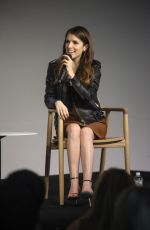 ANNA KENDRICK at Apple Store in New York 06/20/2016