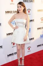 ANNA KENDRICK at Mike and Dave Need Wedding Dates Premiere in Los Angeles 06/29/2016