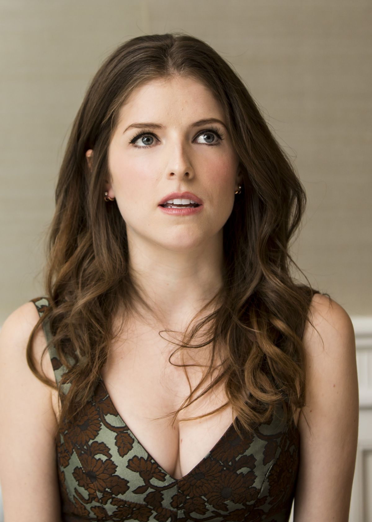 ANNA KENDRICK at 'Mike and Dave Need Weeding Dates' Press ... Anna Kendrick