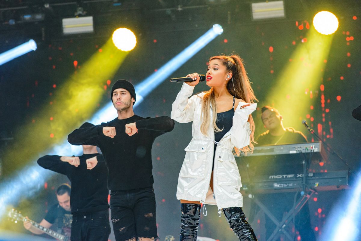 Ariana Grande: Performs at Summertime Ball -05 - GotCeleb