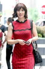 ARY ELIZABETH WINSTEAD Out and About in New York 06/07/2016