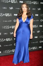 ASHLEY GRAHAM at 2016 Miss USA Pageant in Las Vegas 06/05/2016