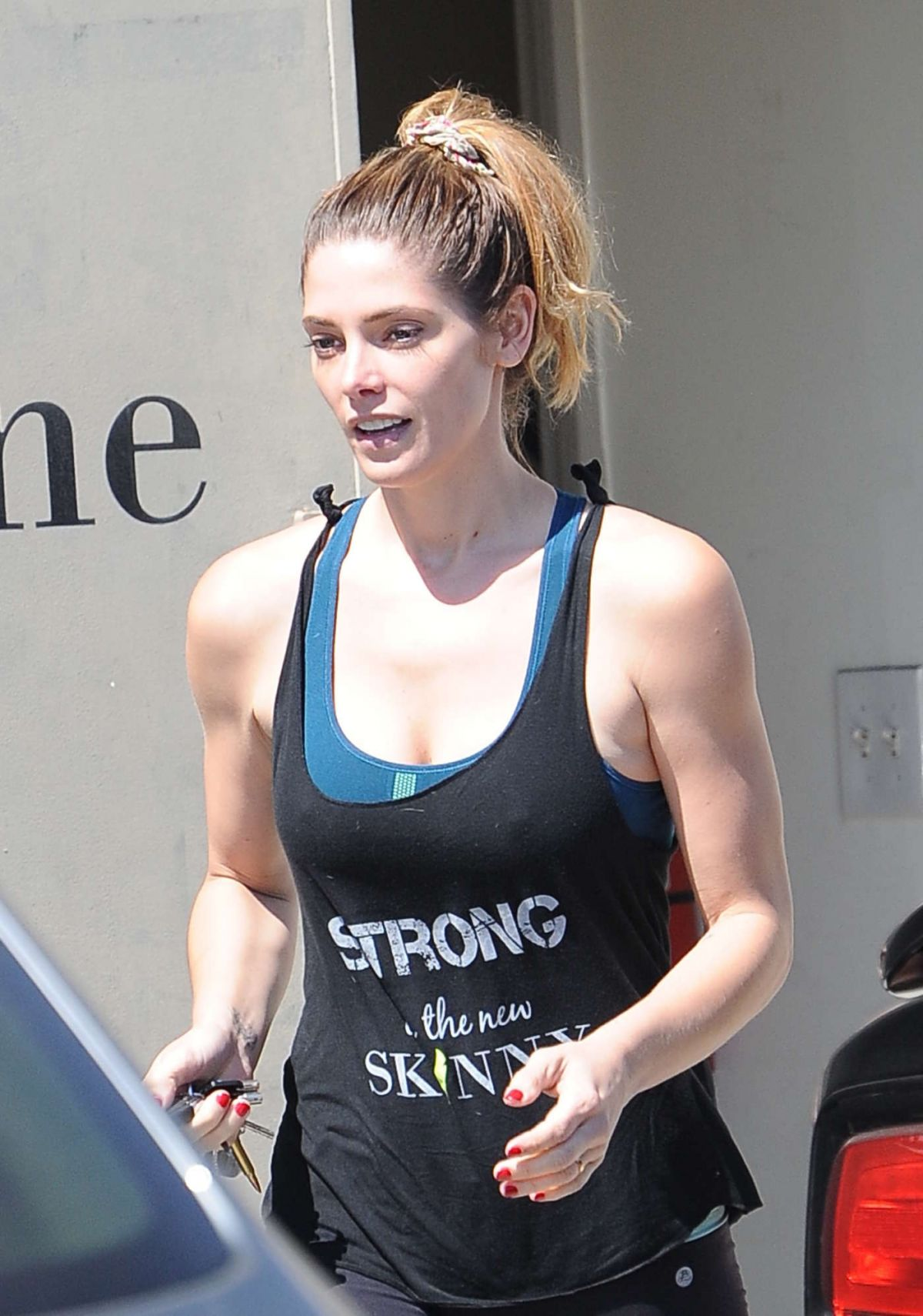 ASHLEY GREENE Heading ...