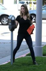 ASHLEY GREENE Out and About in West Hollywood 06/07/2016