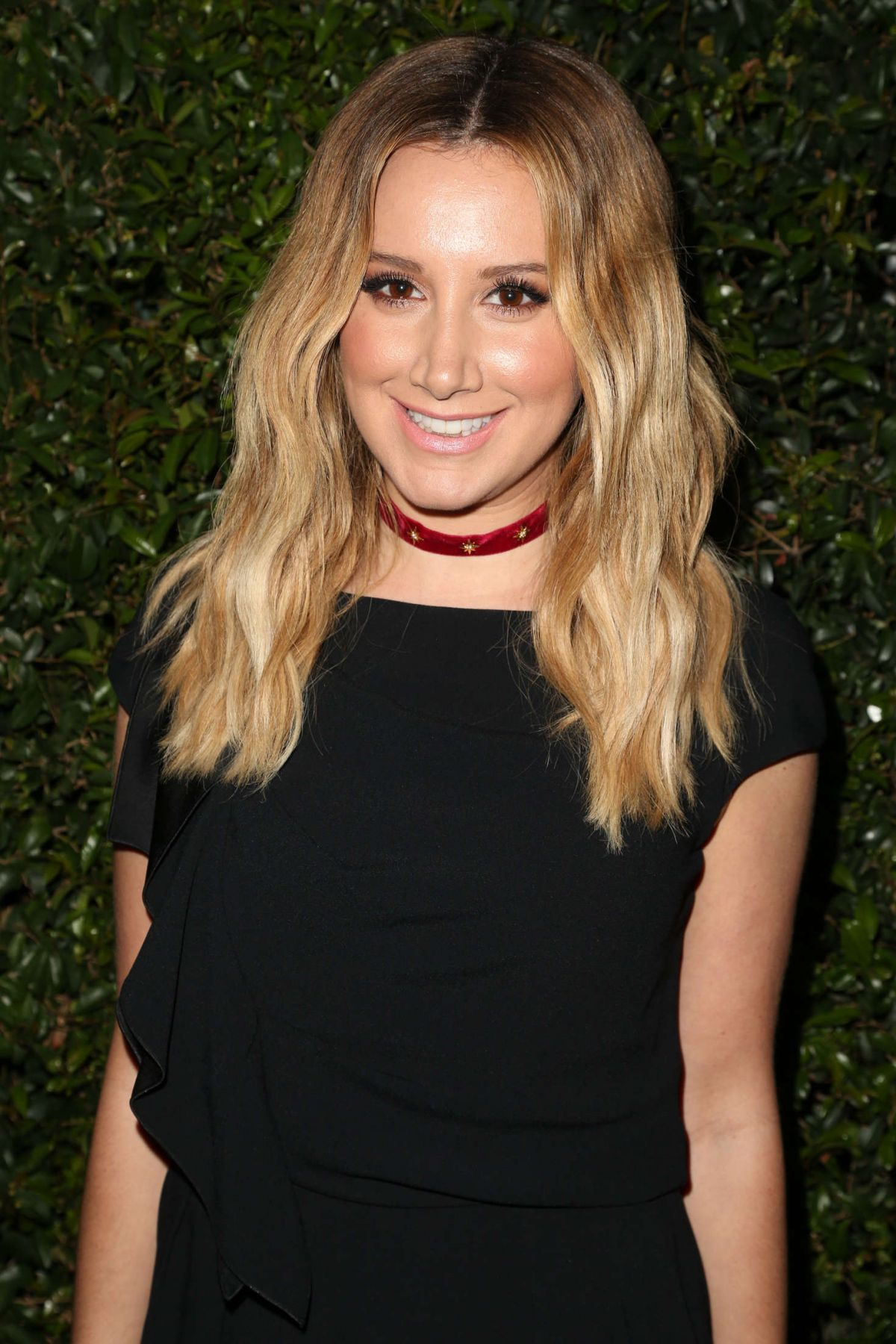 ASHLEY TISDALE at 2016 Women in Film Max Mara Face of Future in Los Angeles 06/14/2016