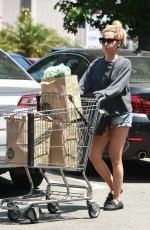 ASHLEY TISDALE Out Shopping in Beverly Hills 06/25/2016